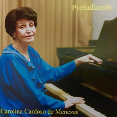 CD Preludiando 1997, Carolina Cardoso de Menezes